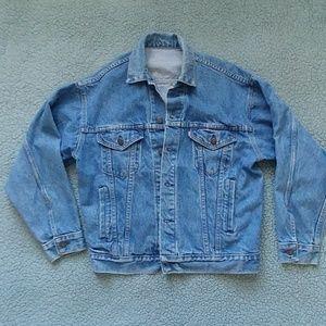 Vintage Levis denim jacket made in USA